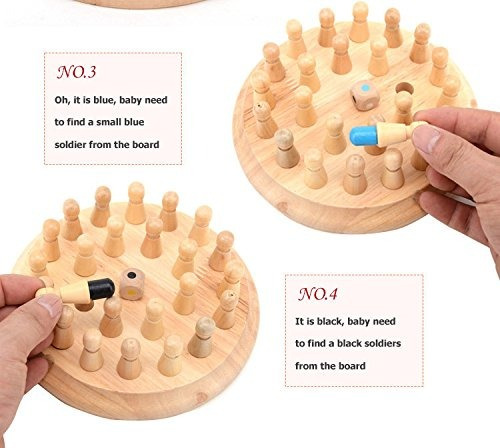vercart puzzle de madera de los niños juego de tablero de l