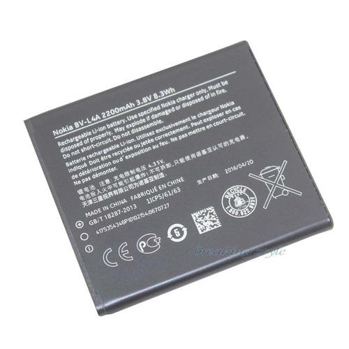 verdadera batería nokia bv-l4a rm-984 985 rm lumia 830 bater
