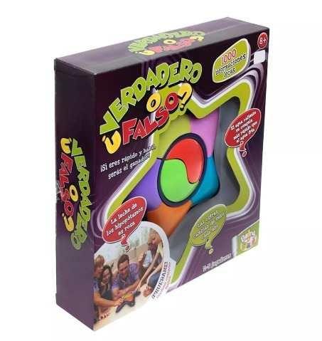 Verdadero O Falso Juegos Mesa Boing Games Ninos 12572 111 990 En