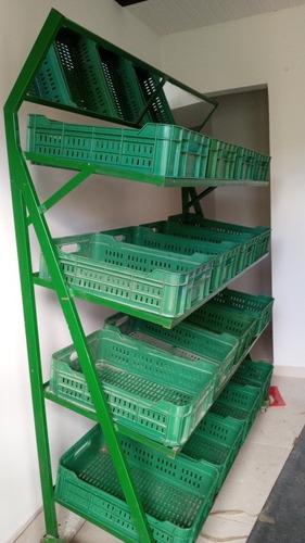 verdurero de 16 canastas