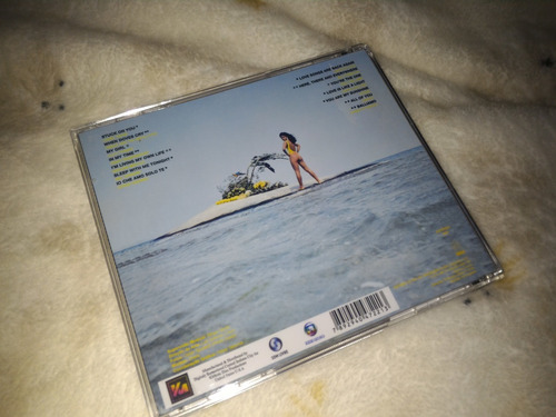 vereda tropical trilha sonora internacional novela cd remast