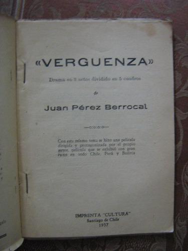 verguenza juan perez berrocal 1937