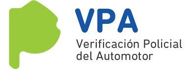 verificacion policial , grabado de autopartes y vtv en 24 hs