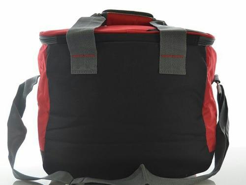 vermelho: bolsa térmica