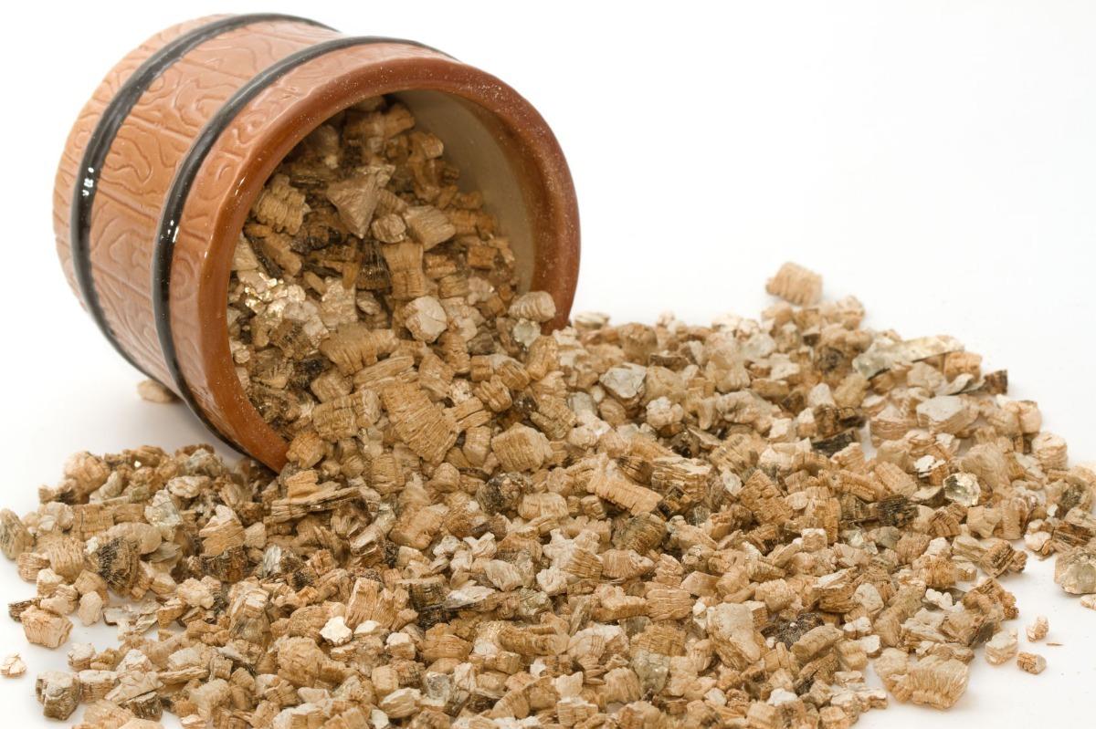 Vermiculita Expandida Grossa 100lt 1 170 Qualidade Eapecial
