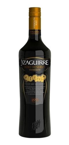 vermouth yzaguirre reserva x1000ml vermut españa.