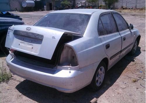 verna 3 / 5 puertas 2004 por partes - s a q -