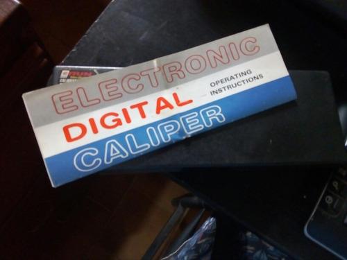 vernier digital marca rin