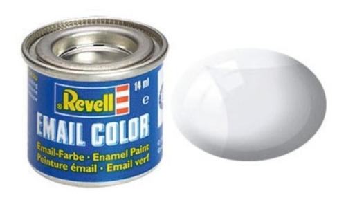 verniz enamel brilhante gloss 14ml revell 32101