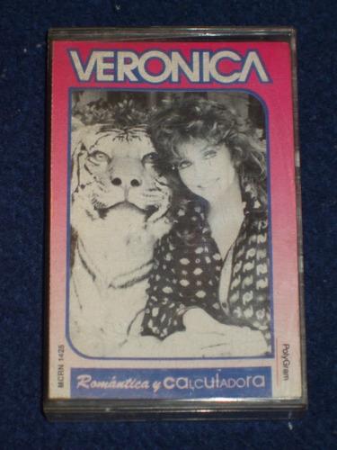 veronica castro cassette romantica y calculadora op4