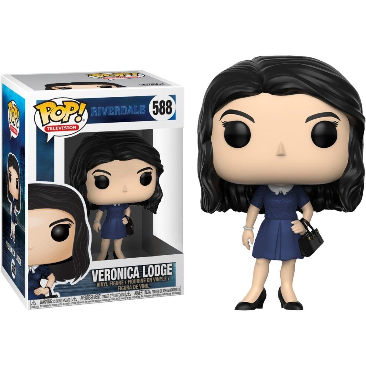 Veronica Ldge 588 Riverdale Funko Pop R 8990 Em Mercado Livre