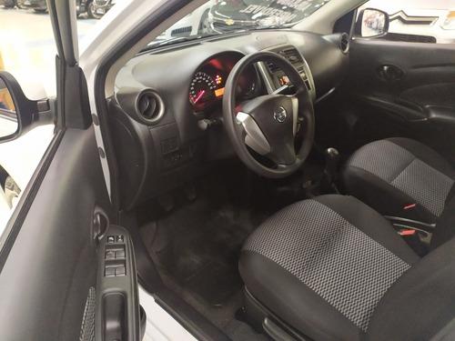 versa 1.0 flex completo airbag e abs