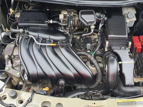 versa 1.6 16v flex sl 4p manual 77000km