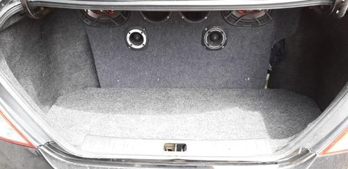 versa 2013 1.6 sl couro, com kit gás geração 5 igt
