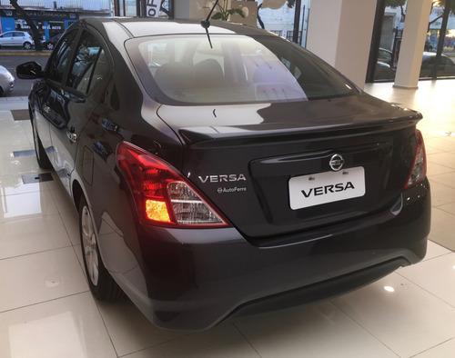 versa advance at 2020 107cv 0km