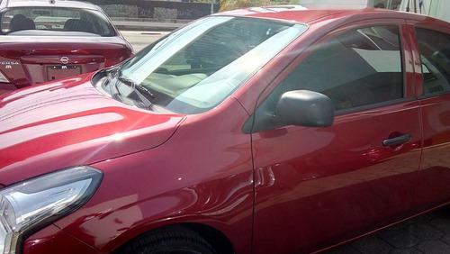 versa drive manual 2019 pago inicial 10% paga en mensualidad