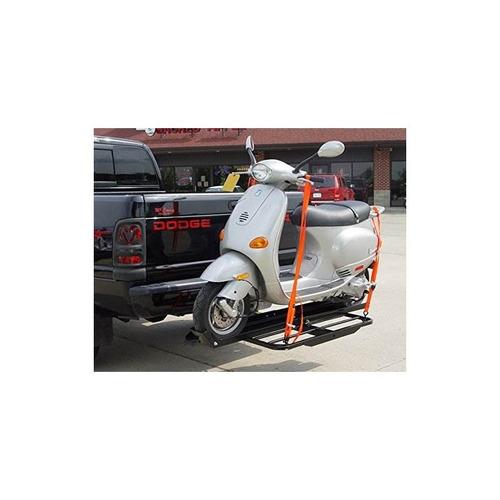 versa haul vh-50cc portador de motocicleta pequeño con rampa