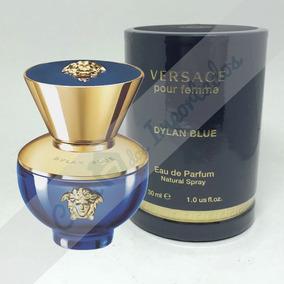 e821770b5e Versace Dylan Blue 10 Ml - Perfumes no Mercado Livre Brasil