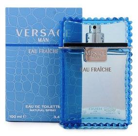 34a2da177 Perfume Versace Man Eau Fraiche - Perfumes Importados Versace de Hombre en  Mercado Libre Argentina