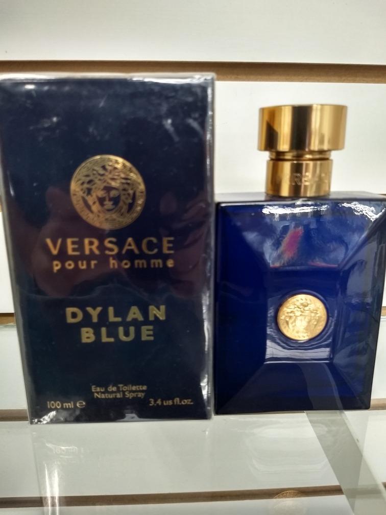 Versace Pour Homme Dylan Blue Para Caballero Edt 100ml -   1,350.00 ... e2548f1675c