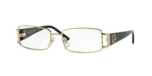 versace ve1163m marcos de gafas  pale gold ve1163m