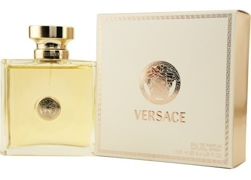 De Natural Signature 100ml Versace Eau Parfum Spray 3Sc54RjLqA
