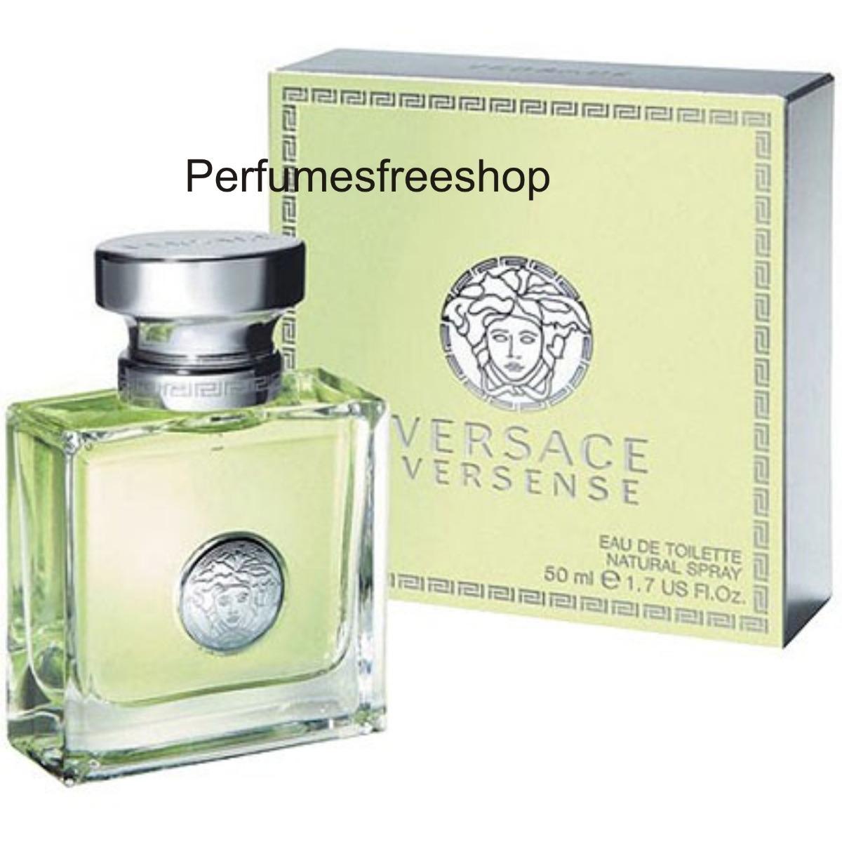 perfume versace versense mujer