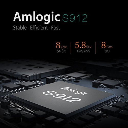 [versión 2017] leelbox q3 android 6.0 tv box s912 cpu oct...