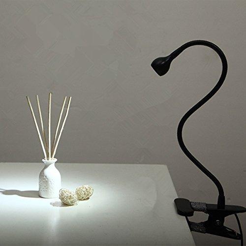 ?versión actualizada? clamp llight, glisteny lámpara de esc