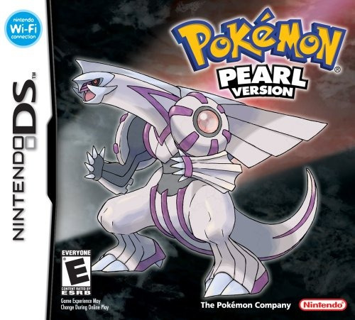 versión de pokemon pearl