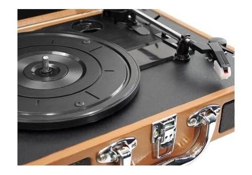 versión mejorada vintage record player - reproductor de vini
