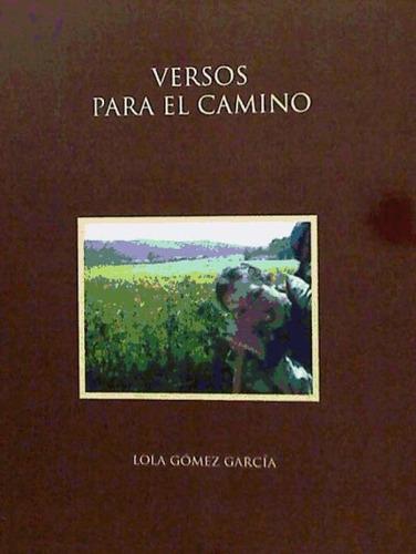 versos para el camino(libro )
