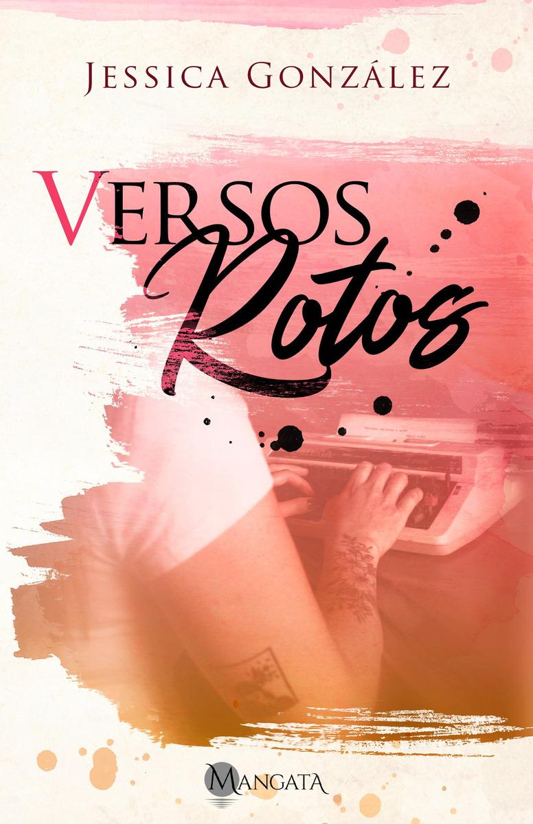 Versos Rotos - Jessica González - $ 590,00 en Mercado Libre