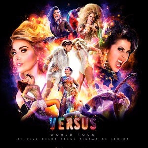 versus world tour (2 cd's + dvd) la trevi / la guzman