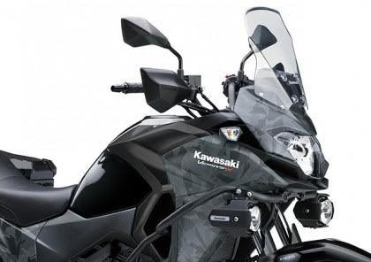 versys 300 abs tourer - grafismo exclusivo - kawasaki - alex