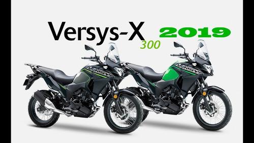 versys 300x 0km  2020 cordasco motos neuquen