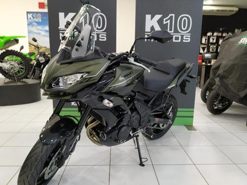 versys 650 abs - 2020 - super oferta