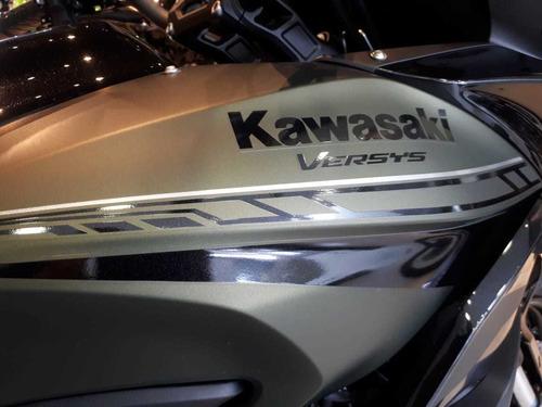 versys 650 abs - kawasaki - 2020 0km - juliana