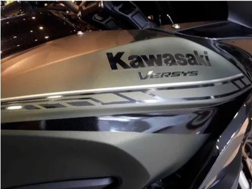 versys 650 abs kawasaki