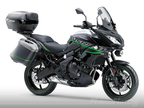 versys 650 tourer abs - 2020/2020 completa