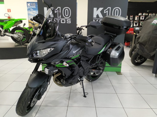 versys 650 tr 2020 - super oferta