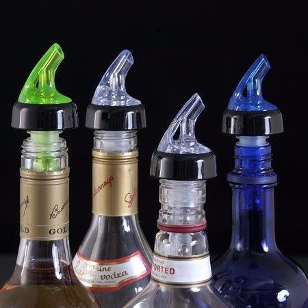 vertedor dosificador botella de licor - winco