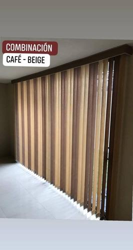 verticales persianas a su medida en cartago