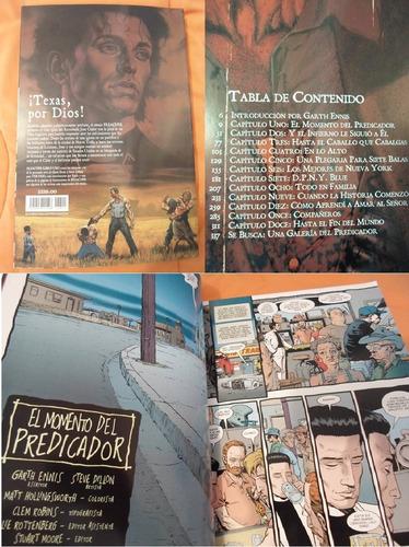 vertigo comics preacher predicador tomo 1 latino completo