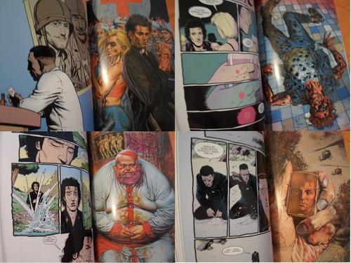 vertigo comics preacher predicador tomo 2 latino completo