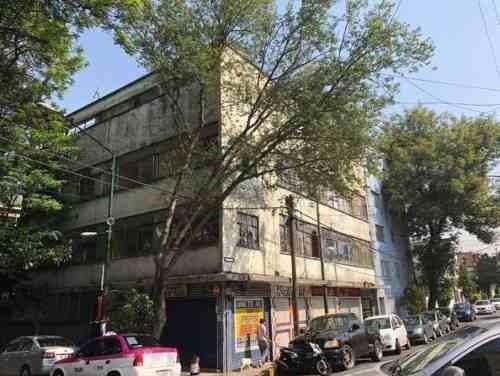 vertiz narvarte, edificio, venta,benito juarez, cdmx. ****