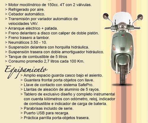 vespa 150 milano scooter italiano marellisports