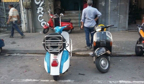 vespa 150 super scooters