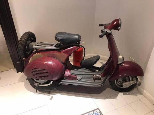 vespa 150cc 1958