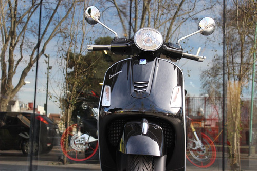 vespa 300 gts abs negra financiación - motoplex devoto